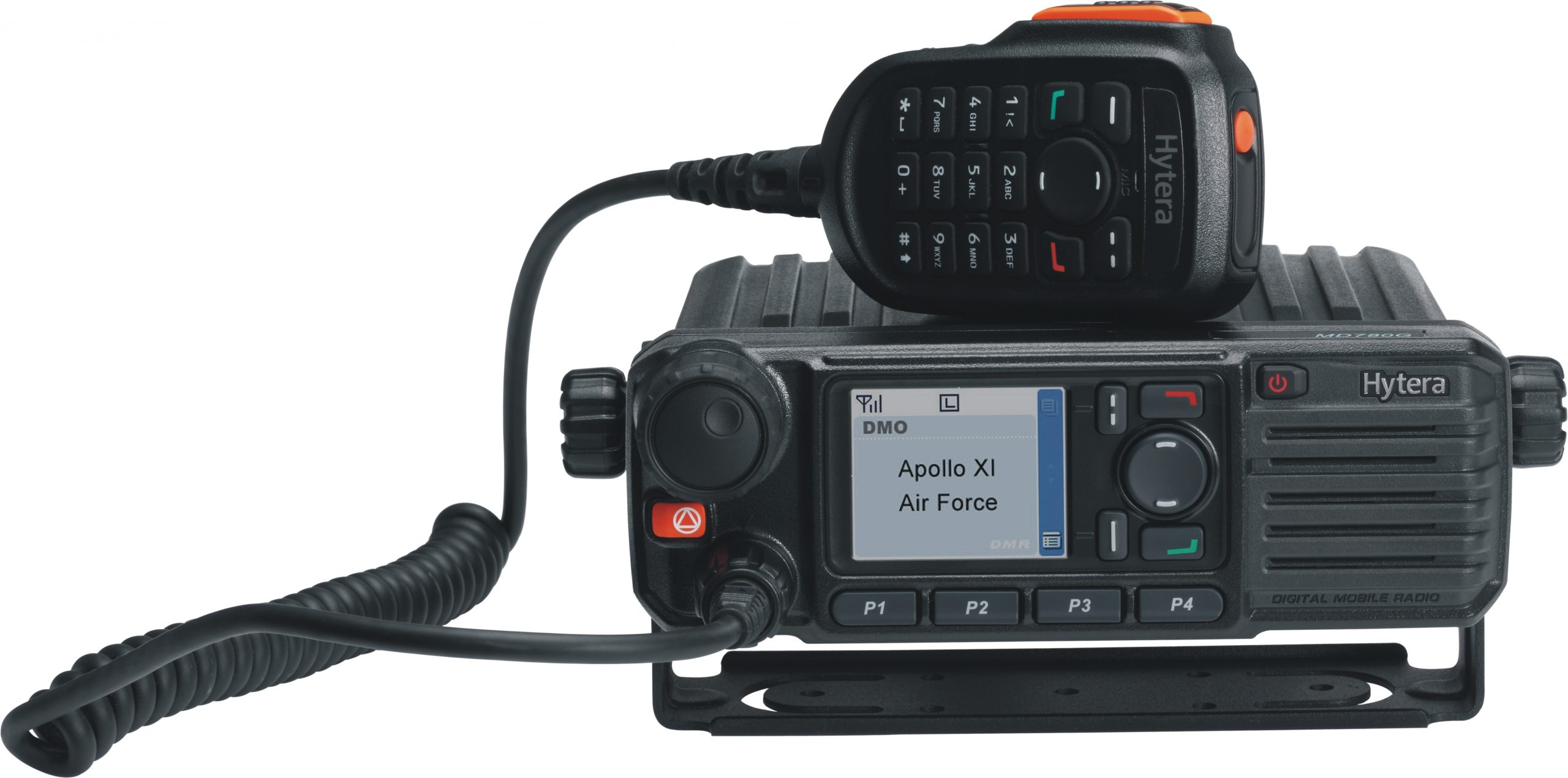 Image of the Hytera MD782 Two-Way Radio